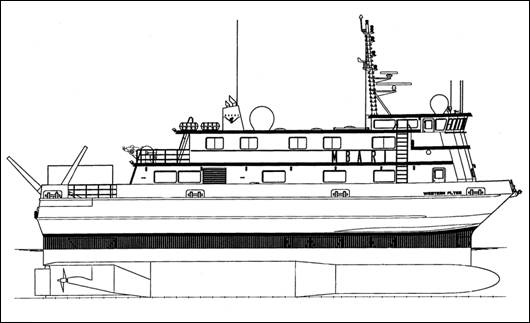 Ship Structure Committee: Case Study: Flyer